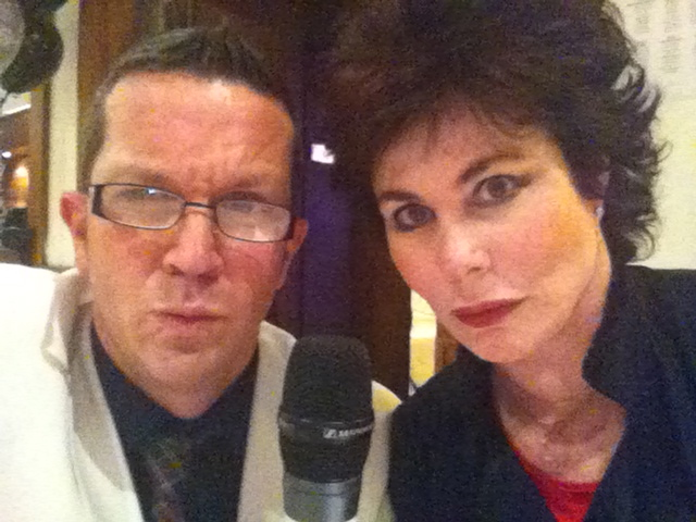 Working with Ruby Wax