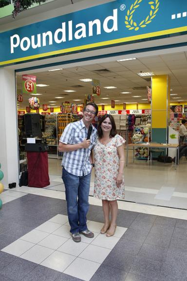 Store opening MC