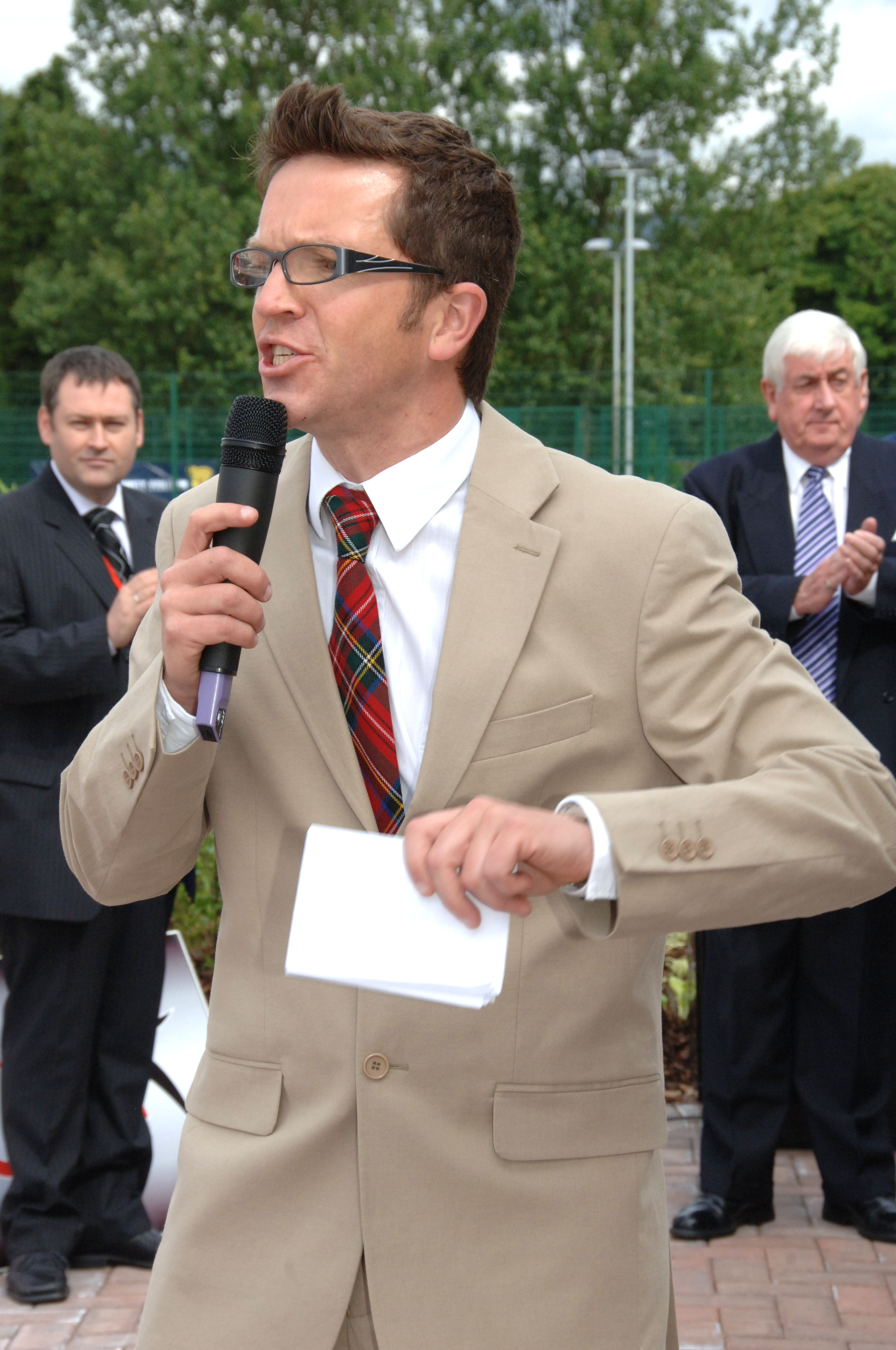 Event Host 2005