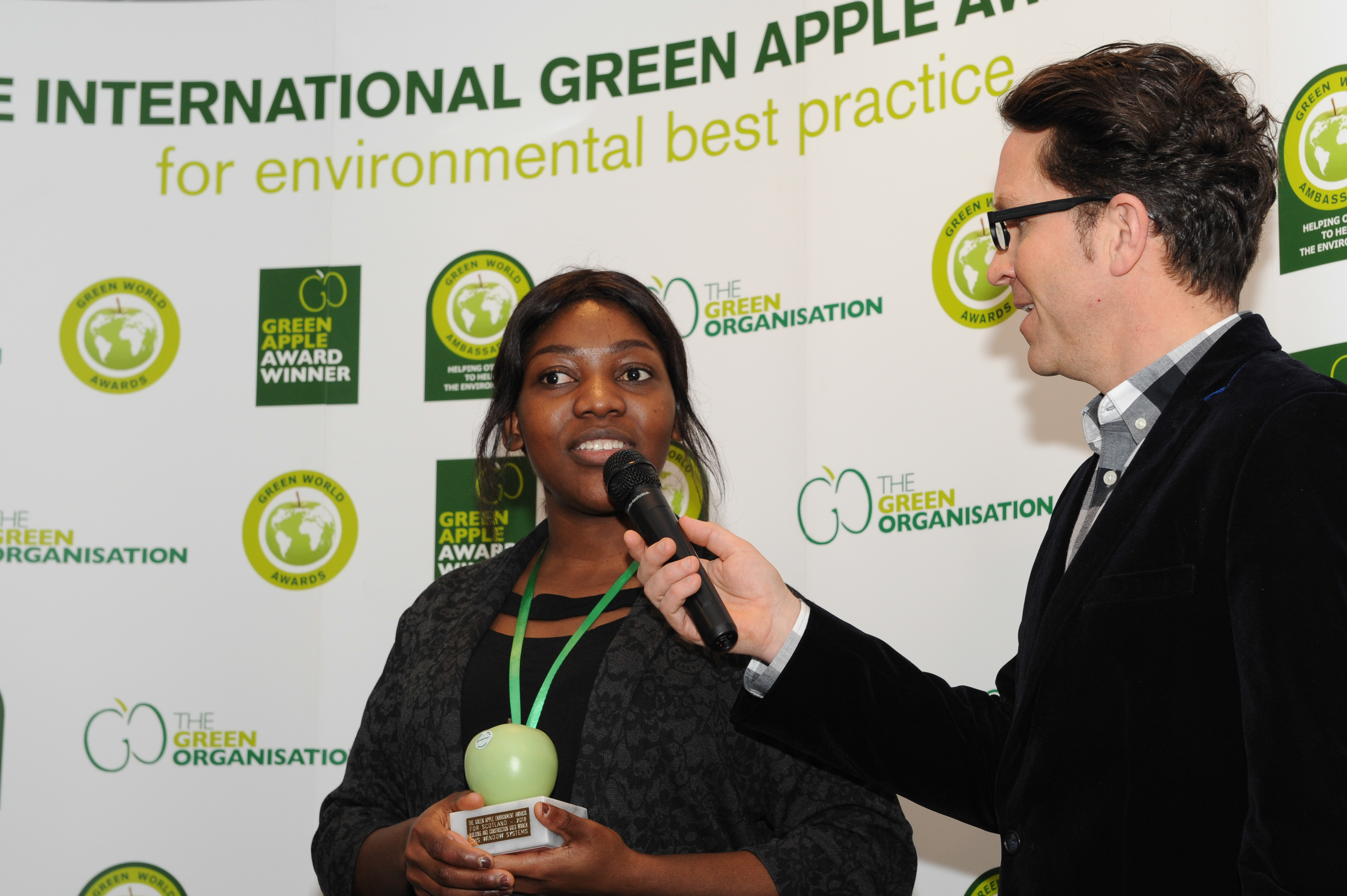 International Green Apple Awards