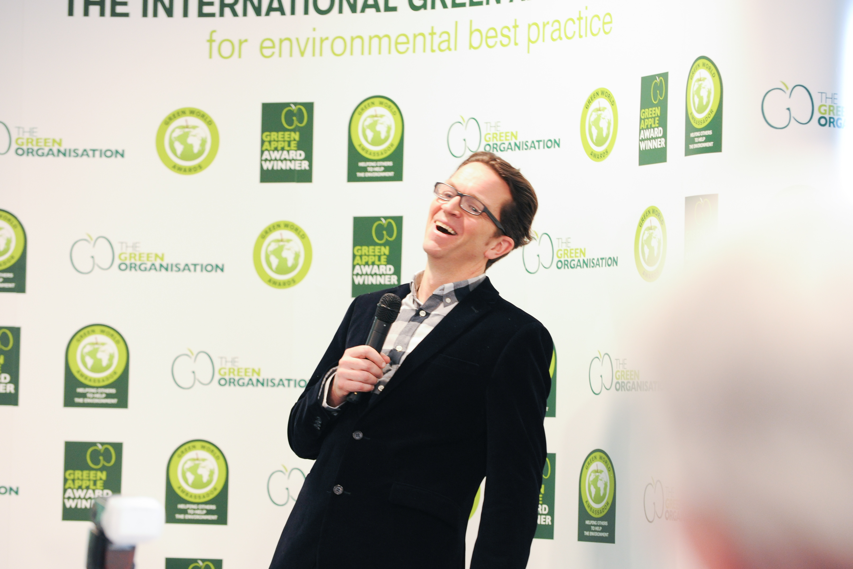 International Green Apple Awards