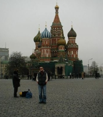 DJ in Moscow