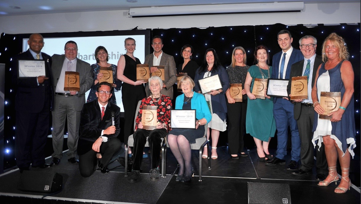 East Dunbartonshire Business Awards