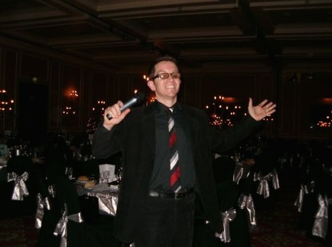Corporate Event Host 2003
