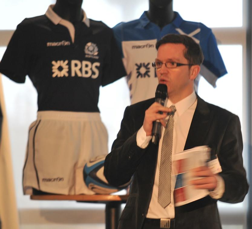 Scottish Rugby Host