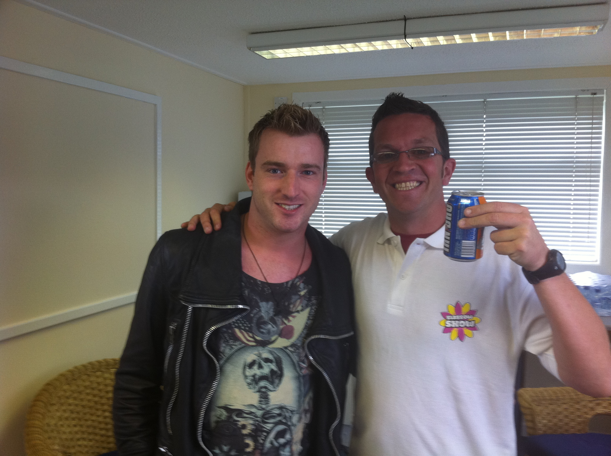Working with Jai McDowall
