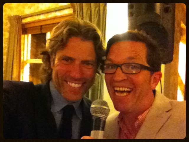 Working with John Bishop