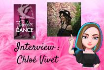 # 09 Interview : Chloé Vivet