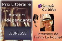Interview Fanny Le Rouhet