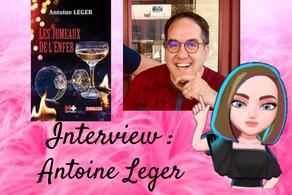 Interview surprise : Antoine Leger