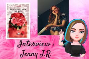 #23 Interview Jenny J.R