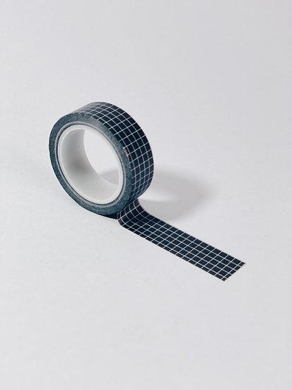 Black Grid Tape