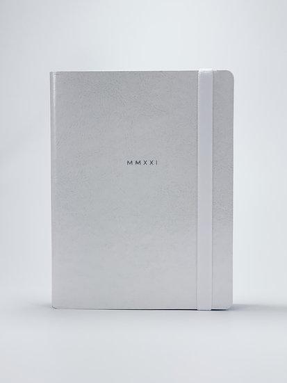 MMXXI WHITE Planner Semanal 2021