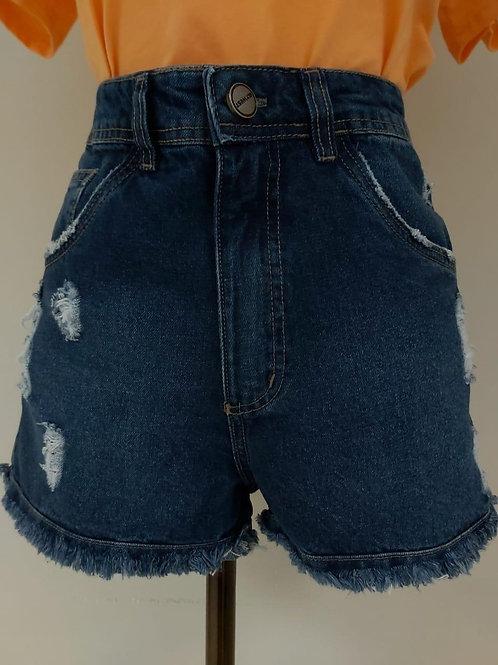 Shorts Destroyed Dark