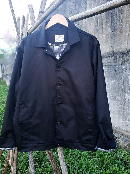 Jaqueta Black Forrada
