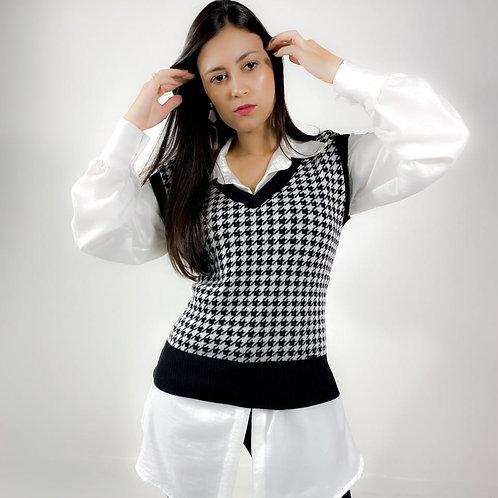 Camisa Off White Oversidez