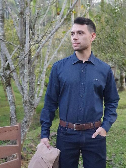 Camisa Jeans Coral