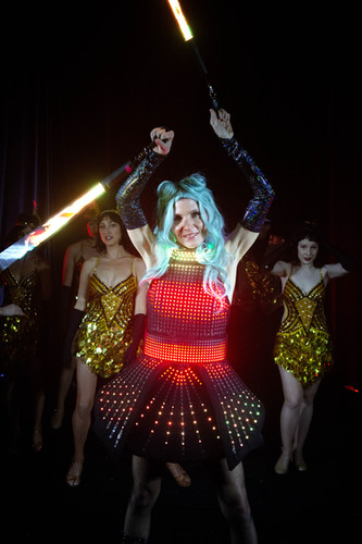 Digiddolls   LED Dancers