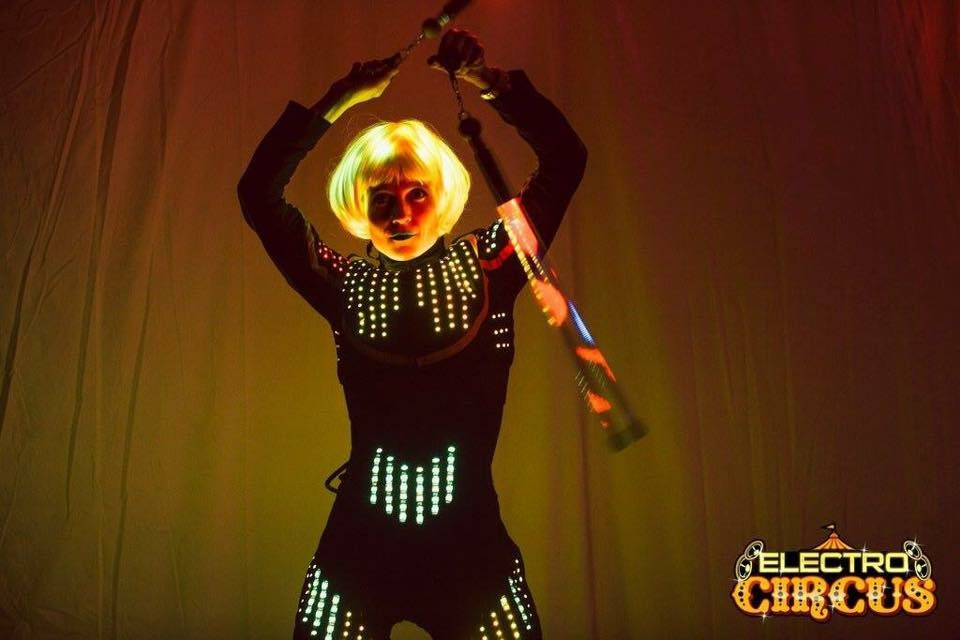 LED Twirlers