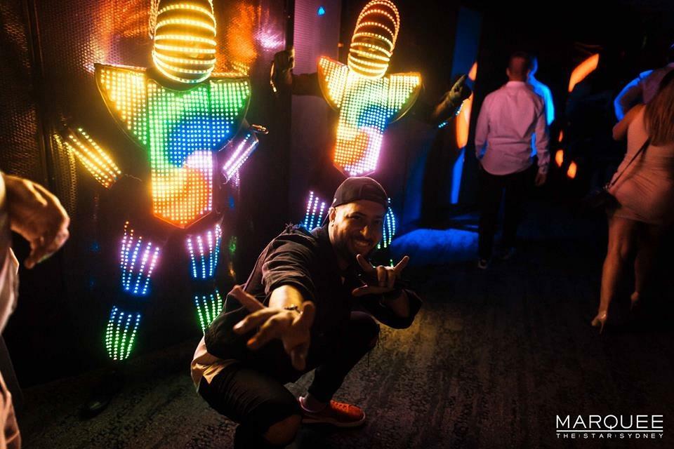 LED Dancers Australia