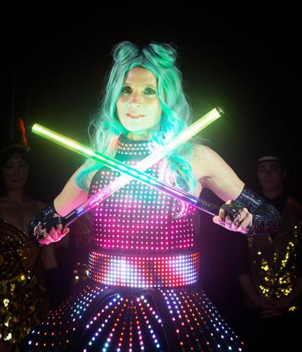 Abi Portwin   LED Performer