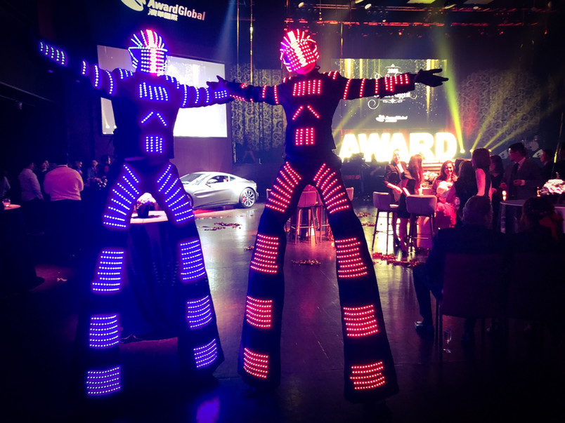LED Performers