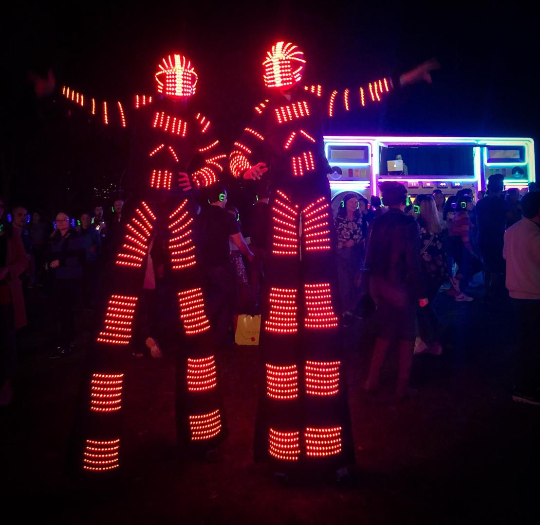 Led Robots