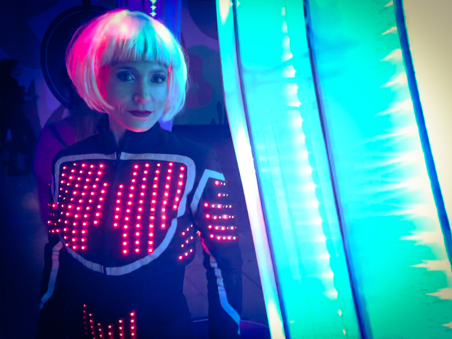 Abigail Portwin | LED Performers