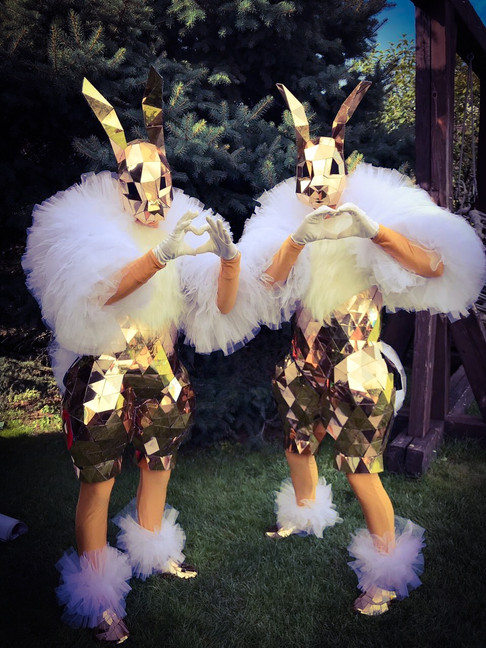 Mirror Bunnies