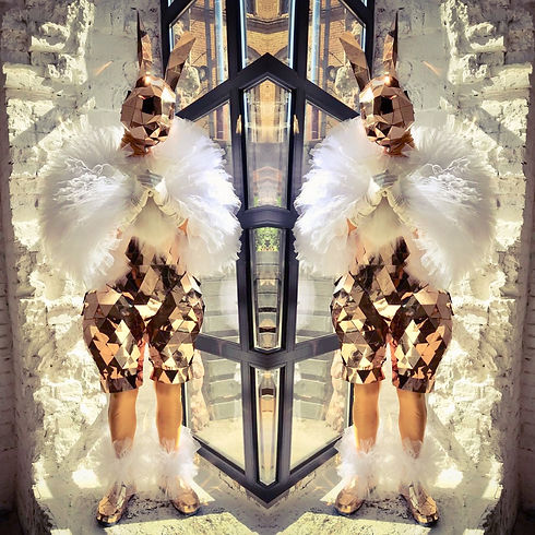 Wedding Entertainer Sydney   The Mirror Bunnies are a great option for entertaining your friends and family at your wedding reception.