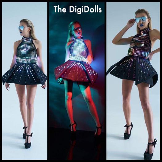 The Digidolls