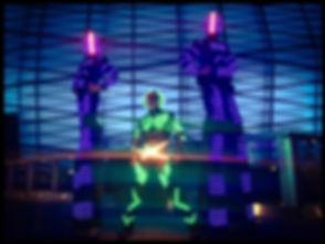 LED Performers   Sydney