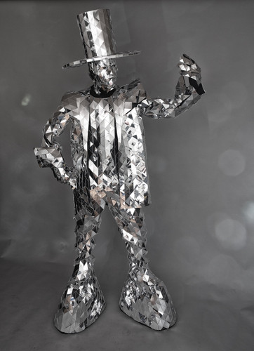 Mirror Man Costumes