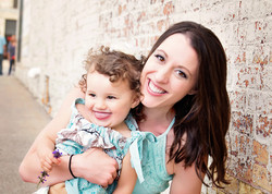 Mommy and Me Session in Neenah