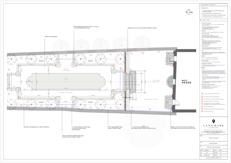 detailed layout plan 2