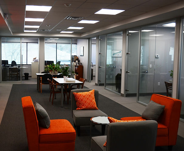 Office Building, Alteration, Interiors, Office Space, Westfield, New Jersey, Architect