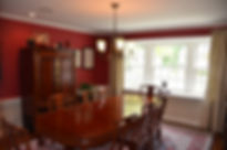 Colonial Addition and Alterations Dining Room Westfield New Jersey Residential Commercial Architect