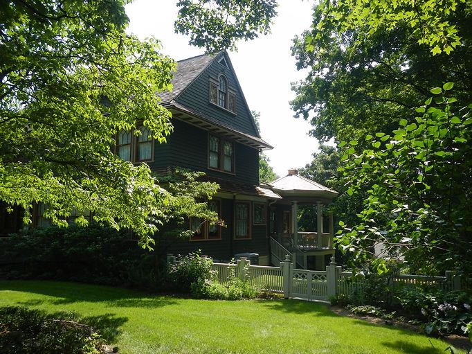 Victorian, Addition, Alteration, Historic Preservation, Westfield, New Jersey, Architect, Vincentsen Blasi
