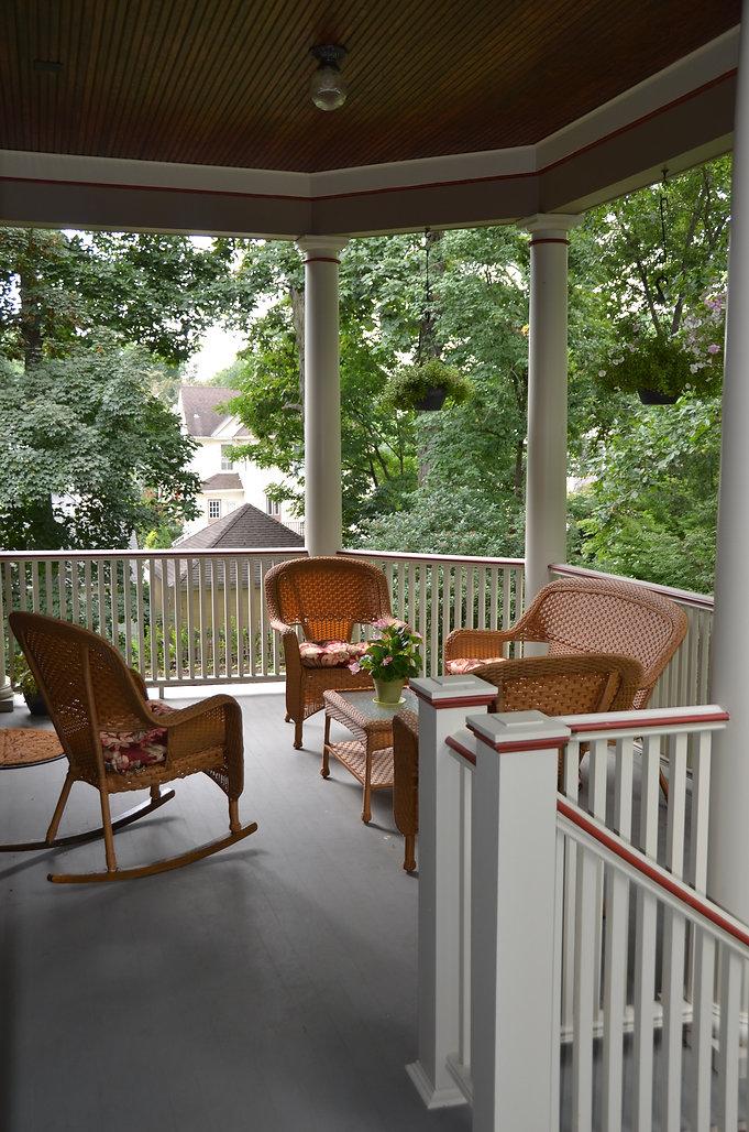Victorian, Addition, Alteration, Historic Preservation, Westfield, New Jersey, Architect, Vincentsen Blasi,
