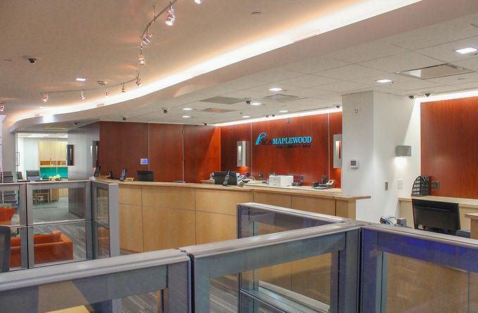 Vincentsen Blasi Architects, Vincentsen Blasi Architecture, Architects, Westfield, NJ, Office Interiors
