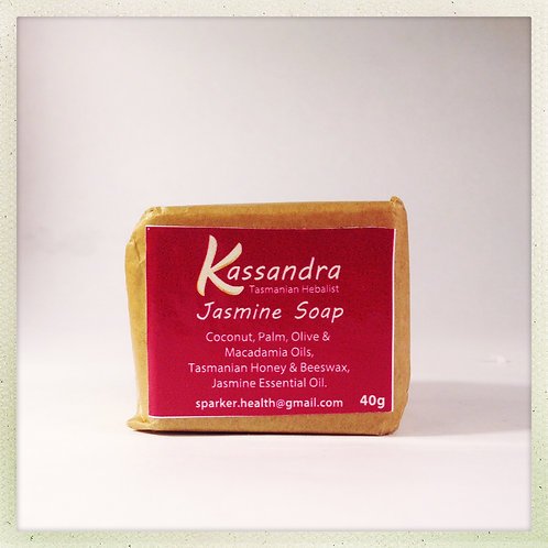 Kassandra Jasmine Soap 40gm