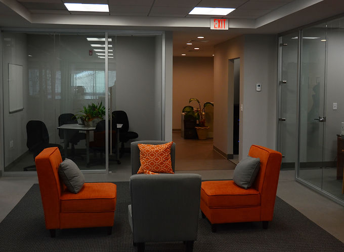 Office Building, Alteration, Interiors, Conference Room, Westfield, New Jersey, Architect