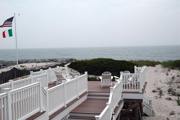 Contemporary, Addition, Alteration, Vacation Home, Pier, Decking, Westfield, New Jersey, Architect