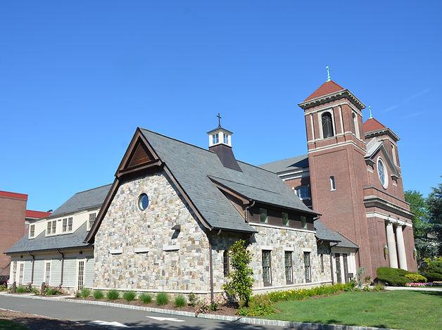 Religious, Church, Parish Center, Alteration, Addition, Westfield, New Jersey, Architect, Vincentsen Blasi