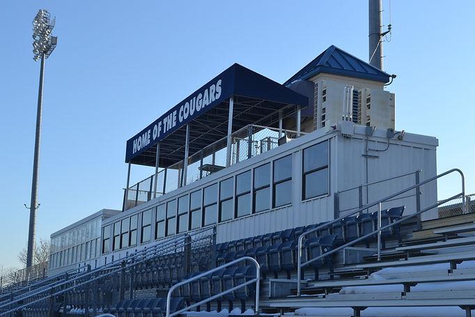 Education, Press Box, Kean University, Alteration, Addition, Westfield, New Jersey, Architect