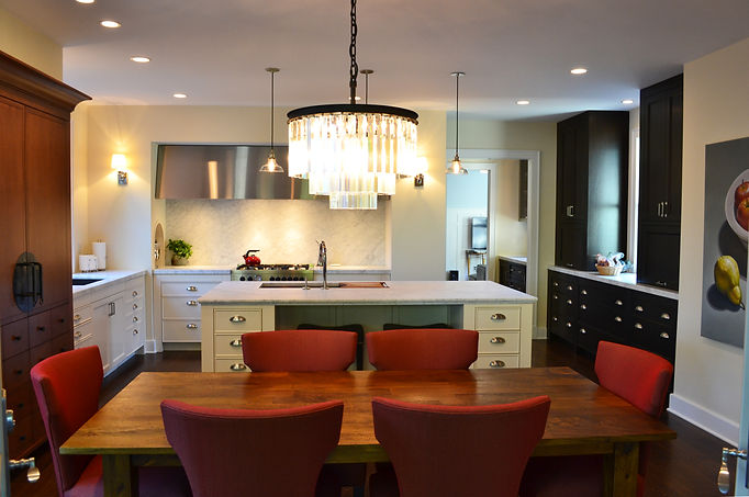 Colonial Addition Westfield New Jersey Residential Commercial Architect, Vincentsen Blasi, kitchen renovation, kitchen