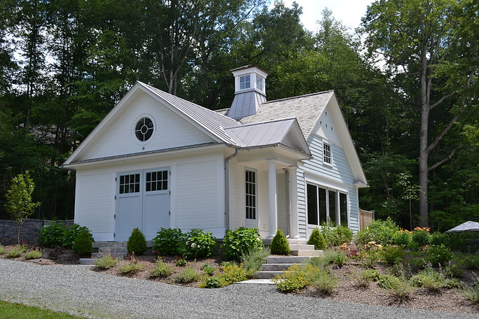 Pool House, Westfield, New Jersey, Residential, Commercial, Architect, Vincentsen Blasi