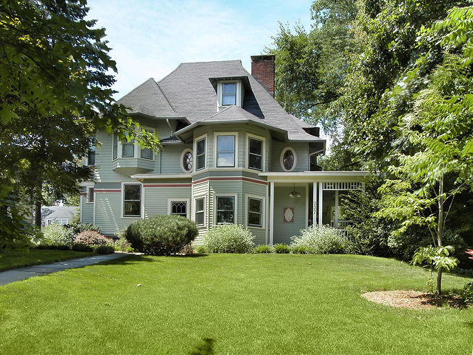 Eclectic, Craftsman, Addition, Alteration, Historic Preservation, Westfield, New Jersey, Architect