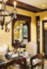 Tudor Addition and Alteration Dining Room Westfield New Jersey Residential Commercial Architect