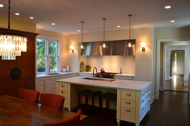 Colonial Addition Kitchen Remodel Westfield New Jersey Residential Commercial Architect, Vincentsen Blasi
